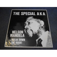 "THE SPECIAL AKA - NELSON MANDELLA 12"" - Nr MINT A1/B1 UK  SKA 2 TONE"