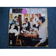 THE SPECIALS - MORE SPECIALS LP - Nr MINT UK   2-TONE SKA PUNK