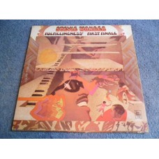 STEVIE WONDER - FULFILLINGNESS' FIRST FINALE LP - Nr MINT A1/B1 UK SOUL MOTOWN