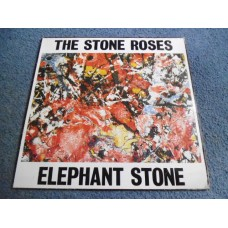 """THE STONE ROSES - ELEPHANT STONE 12"""" - Nr MINT A2 UK  INDIE"""
