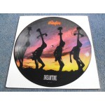THE STRANGLERS - DREAMTIME Picture Disc LP - EXC+ UK PUNK