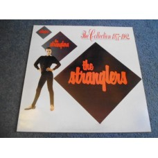 THE STRANGLERS - THE COLLECTION 1977-1982 LP - EXC+ UK  PUNK