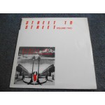VARIOUS - STREET TO STREET Volume Two LP - Nr MINT A1 UK  POST PUNK ELECTRONICA