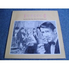 STRETCH - YOU CAN'T BEAT YOUR BRAIN FOR ENTERTAINMENT LP - Nr MINT A1/B1 UK CURVED AIR STATUS QUO