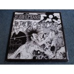 SUBHUMANS - THE DAY THE COUNTRY DIED LP - VG+ A1/B1  PUNK ANARCHO