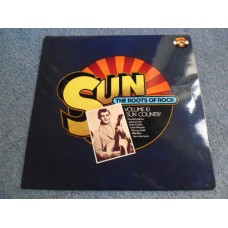 VARIOUS - SUN THE ROOTS OF ROCK VOL 10 SUN COUNTRY LP - Nr MINT A1 UK   ROCK n' ROLL COUNTRY