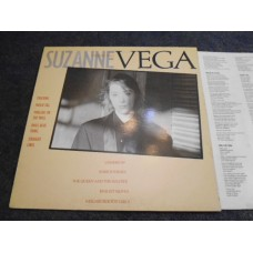 SUZANNE VEGA - DEBUT LP - Nr MINT A2/B2