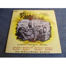 VARIOUS - THE TALE OF ALE 2LP - Nr MINT UK FOLK THE STORY OF THE ENGLISHMAN AND HIS BEER
