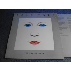 TALK TALK - THE PARTY'S OVER LP - Nr MINT A1/B1 UK INDIE
