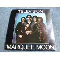 TELEVISION - MARQUEE MOON LP - Nr MINT A1 UK  PUNK