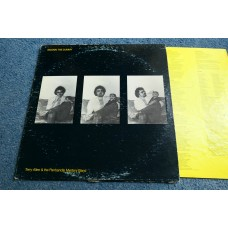 TERRY ALLEN AND THE PANHANDLE MYSTERY BAND - SMOKIN THE DUMMY LP - Nr MINT A1/B1 UK  FOLK ROCK