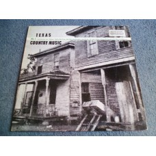 VARIOUS - TEXAS COUNTRY MUSIC VOL 3 LP - Nr MINT BLUES
