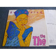 THE THE - SOUL MINING LP - Nr MINT/EXC+ A4 UK INDIE MATT JOHNSON