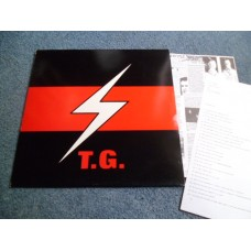 THROBBING GRISTLE - 2nd ANNUAL REPORT LP - Nr MINT UK INDIE ELECTRONICA