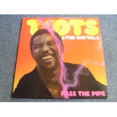 TOOTS AND THE MAYTALS - PASS THE PIPE LP - Nr MINT A3/B2 UK REGGAE
