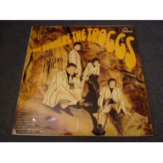 THE TROGGS - FROM NOWHERE LP - Nr MINT 1L1/2L1 UK ORIG MONO 1966 PSYCH