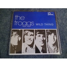 "THE TROGGS - WILD THING 7"" - Nr MINT"