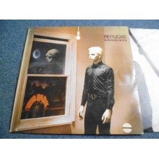 TUBEWAY ARMY - REPLICAS LP - Nr MINT A2/B2 UK NUMAN PUNK ELECTRONICA