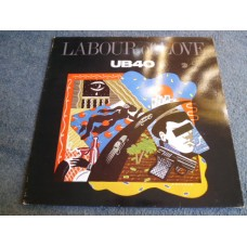 UB40 - LABOUR OF LOVE LP - Nr MINT A1 UK  REGGAE INDIE