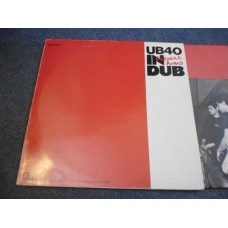 UB40 - PRESENT ARMS IN DUB LP - Nr MINT UK SKA REGGAE INDIE