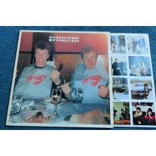 THE UNDERTONES - HYPNOTISED LP - Nr MINT/EXC+ UK A1/B1mtx  PUNK