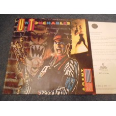 THE UNTOUCHABLES - AGENT 00 SOUL LP - Nr MINT A1/B1 SKA