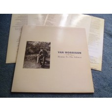 VAN MORRISON - HYMNS TO THE SILENCE 2LP - Nr MINT