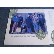 VAN MORRISON & THE CHIEFTAINS - IRISH HEARTBEAT LP - Nr MINT UK