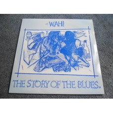 "WAH! - THE STORY OF THE BLUES 12"" - Nr MINT UK INDIE POP"
