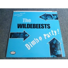 THE WILDEBEESTS - DIMBO PARTY! LP - Nr MINT GARAGE ROCK HIPBONE SLIM