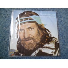 "WILLIE NELSON - ALWAYS ON MY MIND 7"" - Nr MINT UK  COUNTRY"