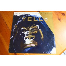 YELLO - YOU GOTTA SAY YES TO ANOTHER EXCESS LP - EXC UK DANCE ELECTRONICA