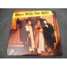 ZORA YOUNG & BONNIE LEE & BIG TIME SARAH - BLUES WITH THE GIRLS 2LP - Nr MINT