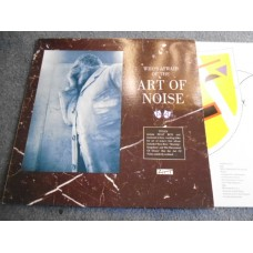THE ART OF NOISE - WHO'S AFRAID OF THE ART OF NOISE LP - Nr MINT A1 UK DANCE INDIE
