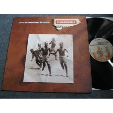 BHUNDU BOYS - PAMBERI! LP - Nr MINT   WORLD MUSIC