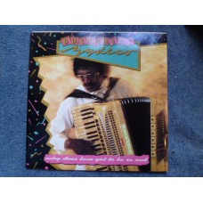 "BUCKWHEAT ZYDECO - WHY DOES LOVE GOT TO BE SO SAD 12"" - Nr MINT UK"