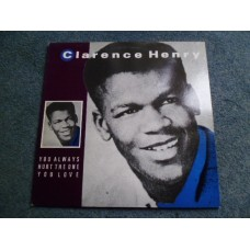 CLARENCE HENRY - YOU ALWAYS HURT THE ONE YOU LOVE LP - Nr MINT A1/B1   FUNK SOUL POP