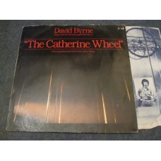 DAVID BYRNE - THE CATHERINE WHEEL LP - EXC+  INDIE TALKING HEADS