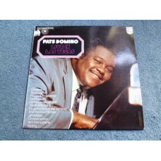 FATS DOMINO - LIVE IN LAS VEGAS LP - Nr MINT UK