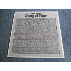 GANG OF FOUR - THE PEEL SESSIONS LP - Nr MINT A1/B1 UK PUNK NEW WAVE