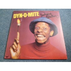 JIMMIE WALKER - DYN-O-MITE LP - Nr MINT  COMEDY