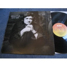 JOHNNY CASH - GONE GIRL LP - Nr MINT A1/B1 UK COUNTRY