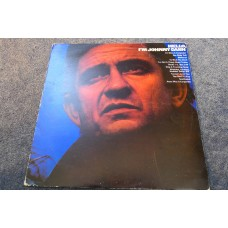 JOHNNY CASH - HELLO, I'M JOHNNY CASH LP - EXC+ A2/B2 UK  COUNTRY
