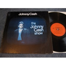 JOHNNY CASH - THE JOHNNY CASH SHOW LP - Nr MINT/EXC+ A1/B1 UK COUNTRY