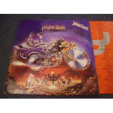 JUDAS PRIEST - PAINKILLER LP - Nr MINT A1/B1 UK  METAL