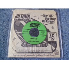 "LAURA LEE PERKINS - GONNA ROCK MY BABY TONIGHT 7"" - Nr MINT UK   ROCK 'n' ROLL"