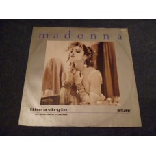 "MADONNA - LIKE A VIRGIN (US DANCE REMIX) 12"" - EXC+ UK  DANCE POP"