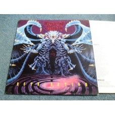 MALEVOLENT CREATION - RETRIBUTION LP - EXC+  THRASH METAL 1992