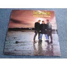 THE METEORS - WRECKIN' CREW LP - Nr MINT UK  PSYCHOBILLY PUNK