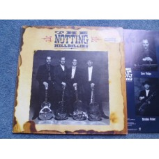 THE NOTTING HILLBILLIES - MISSING..PRESUMED HAVING A GOOD TIME LP - EXC+ A1/B1 UK  DIRE STRAITS